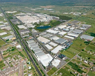 Parques industriales en Jurica