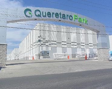 Parques industriales Queretaropark